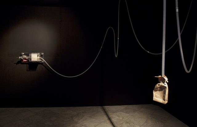 , 'Last Breath,' 2012, bitforms gallery