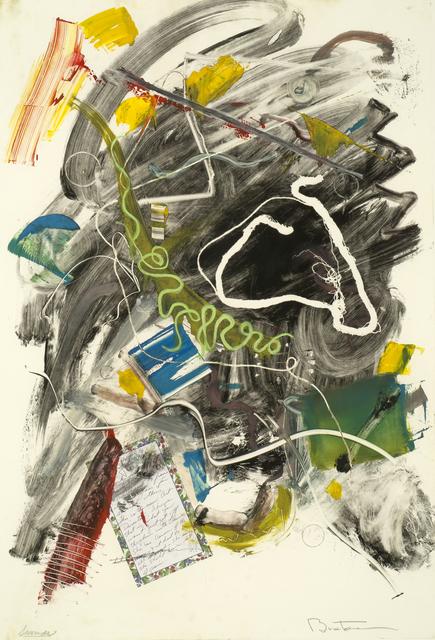 , 'Letter to Miro,' , Arthur Secunda Museum