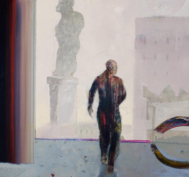 , 'Statue II,' 2017, EBONY/CURATED