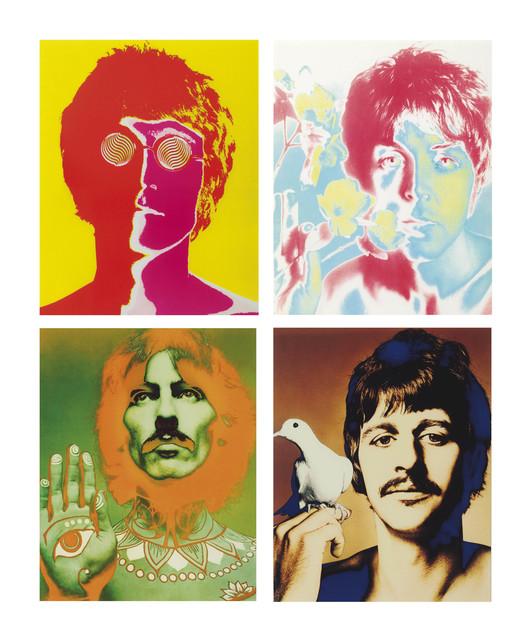 , 'The Beatles, London,' 1967, Holden Luntz Gallery