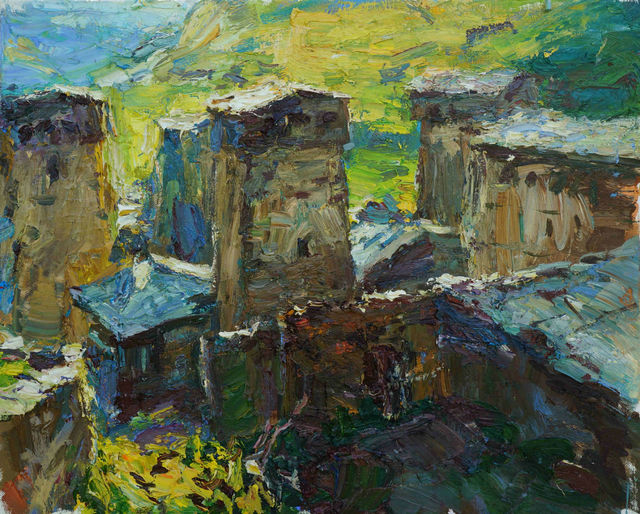 , 'Middle Ages, Svaneti, Georgia,' 2014, Gallery 1261