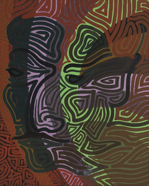 , 'Self Portrait,' 1965, Grey Art Gallery
