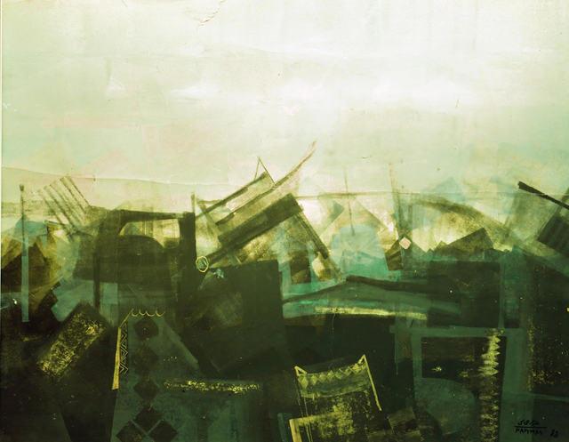 , 'Untitled 17,' 2015, Hafez Gallery