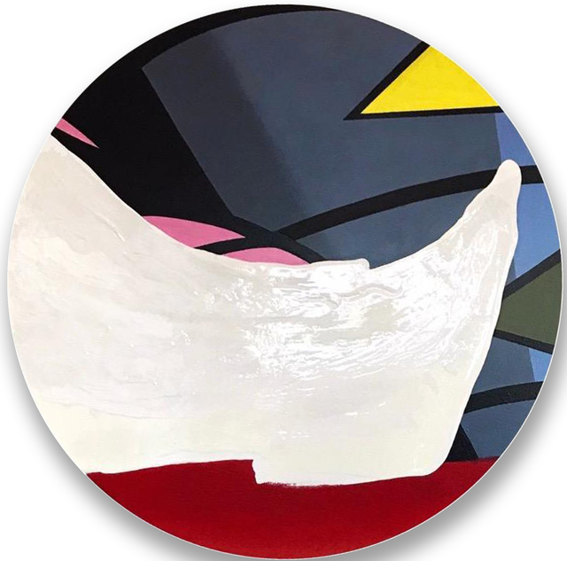 , 'Color Planet,' 2018, {9} The Gallery