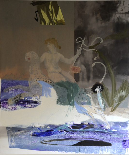 , 'River leaping Ulysses,' 2015, VILTIN Gallery