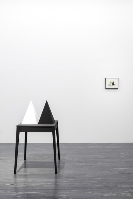 , 'Both White (after Valeria Mukhina),' 2015, 21er Haus