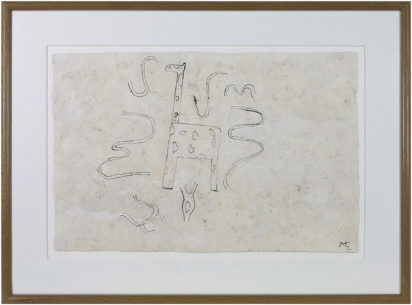 , 'Giraffe,' 1991, David Barnett Gallery