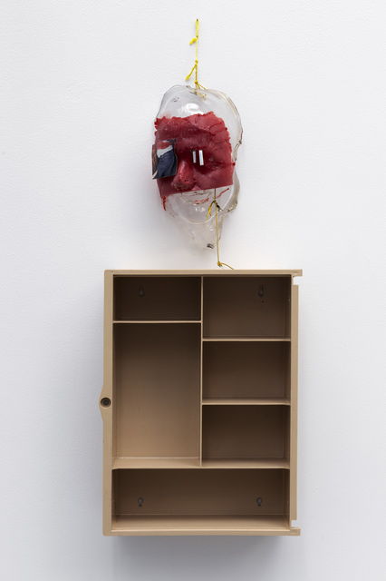 , 'Untitled (Cabinet),' 2018, Galerie Fons Welters