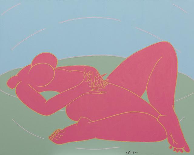 , 'Untitled ,' 2017, A2Z Art Gallery