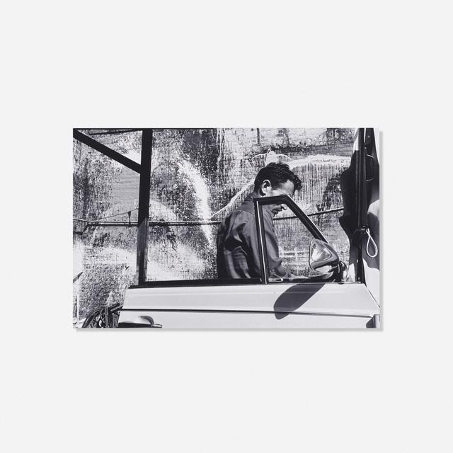 Burk Uzzle, 'Car Door', 1978, Wright