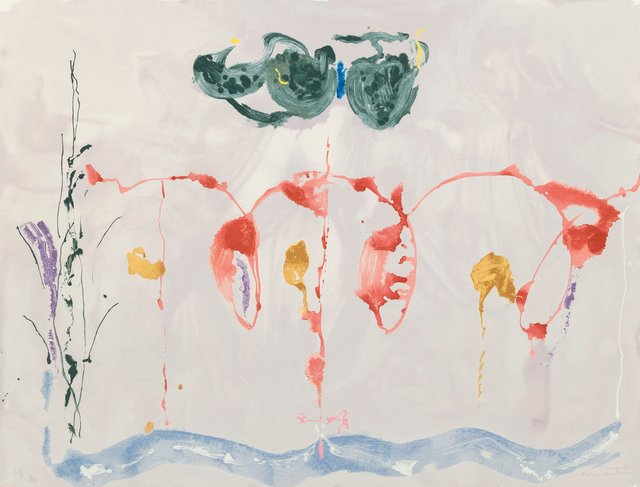 Helen Frankenthaler, 'Aerie', 2009, Heritage Auctions