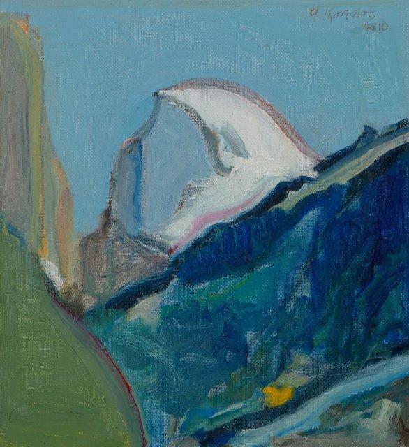 Gregory Kondos, 'Half Dome', 2010, Heritage Auctions