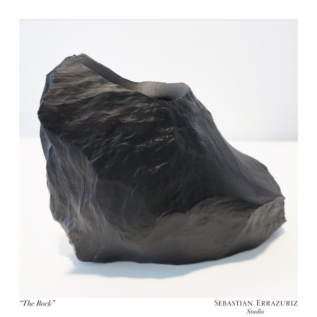 """Sebastian Errazuriz, 'The Rock, Alicefrom the series """"12 Shoes for 12 Lovers""""', 2013, Museum of Arts and Design"""