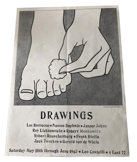 Lee Bontecou Nassos Daphnis Jasper Johns Roy Lichtenstein Robert