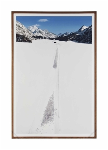 Andreas Gursky, 'Engadin II ', Christie's