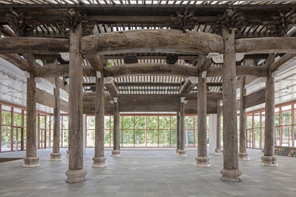 Ai Weiwei, Wang Family Ancestral Hall, 2015, © Ai Weiwei Studio, Photo: © Belvedere, Vienna