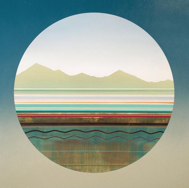 , 'Omega II,' 2016, Joseph Gross Gallery