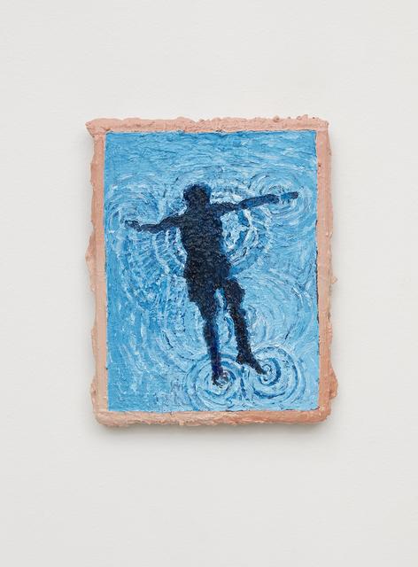 , 'Shadow, Pool Floor,' 2017, Klowden Mann
