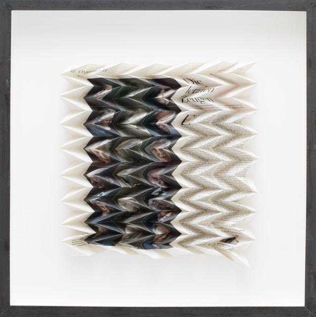 , 'DIE ZEIT, ÖSTERREICH, 7. JANUAR 2016,' 2016, Galerie Elisabeth & Klaus Thoman