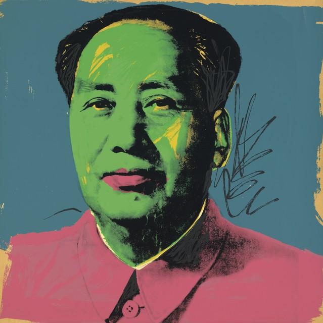 Andy Warhol, 'Mao (FS 11.93)', 1972, Revolver Gallery