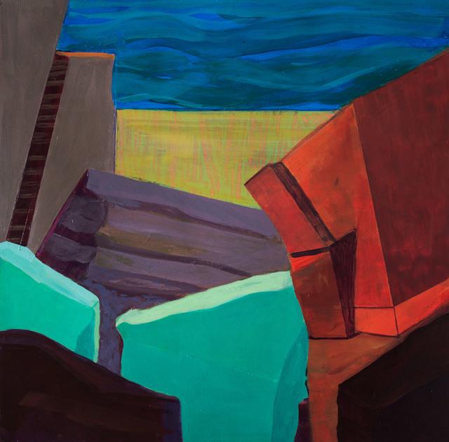 , 'Arrangement,' 2017, Cerulean Arts