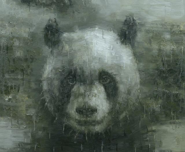 , 'Shan Shui with Panda 1808,' 2018, Nanda\Hobbs