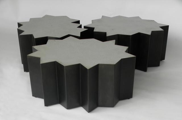 """Stéphane Ducatteau, 'Coffee tables """"Cellules""""', 2015, Revillon d'Apreval Design"""