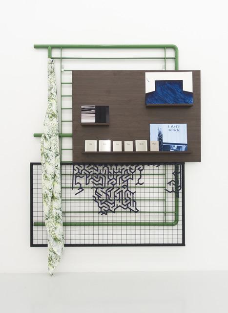 , 'Labyrinths (Living Rooms),' 2017, Yavuz Gallery