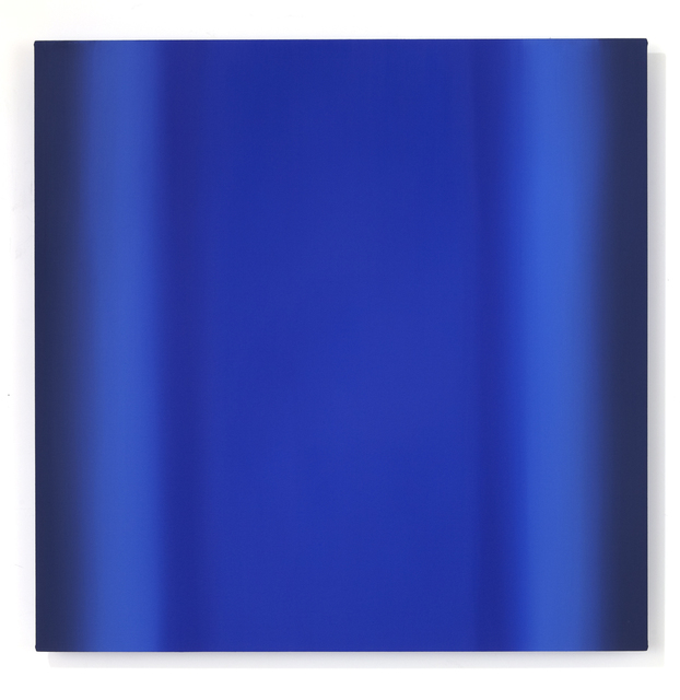 ", '""Blue Orange 2-S4848 (Blue Deep)"" Sense Certainty Series,' 2014, Scott White Contemporary Art"
