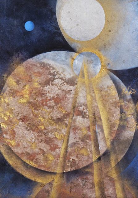 , 'Blue Moon,' 2012, OTA Contemporary