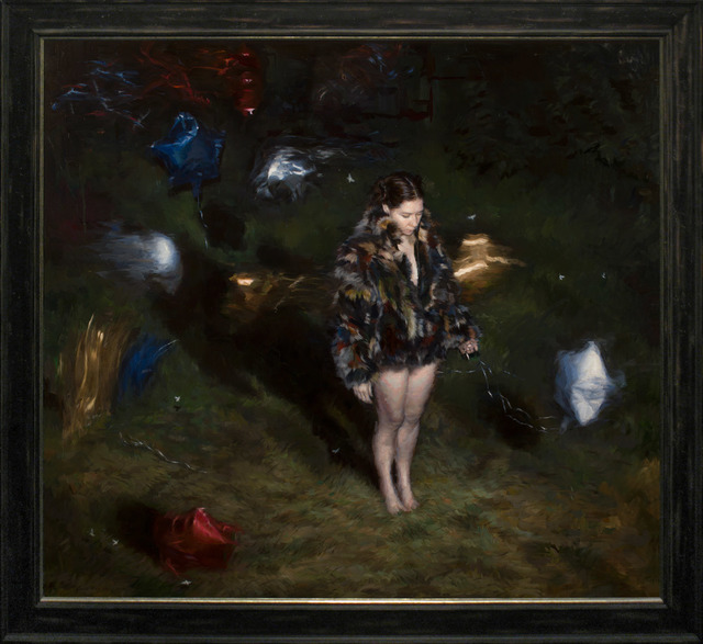 , 'Night Moth,' 2014, ARCADIA CONTEMPORARY