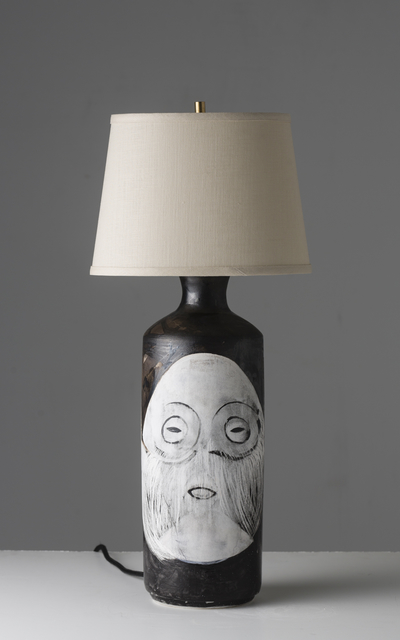 , 'Strange Guy Lamp,' 2015, Vance Trimble