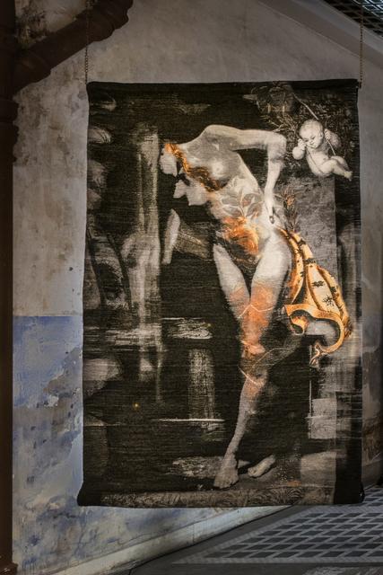, 'La divinité,' 2017, Armel Soyer