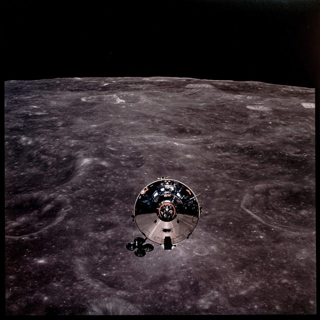 Michael Light, 'Command module Charlie Brown', 1969/1999, Vision Neil Folberg Gallery