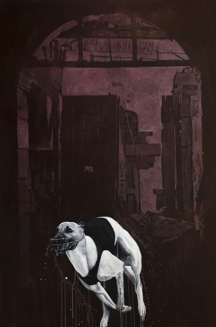 , 'Nightwatch V,' 2019, Thompson Landry Gallery