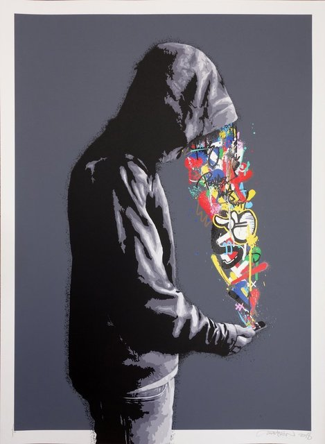 Martin Whatson, 'The Connection ', 2018, End to End Gallery