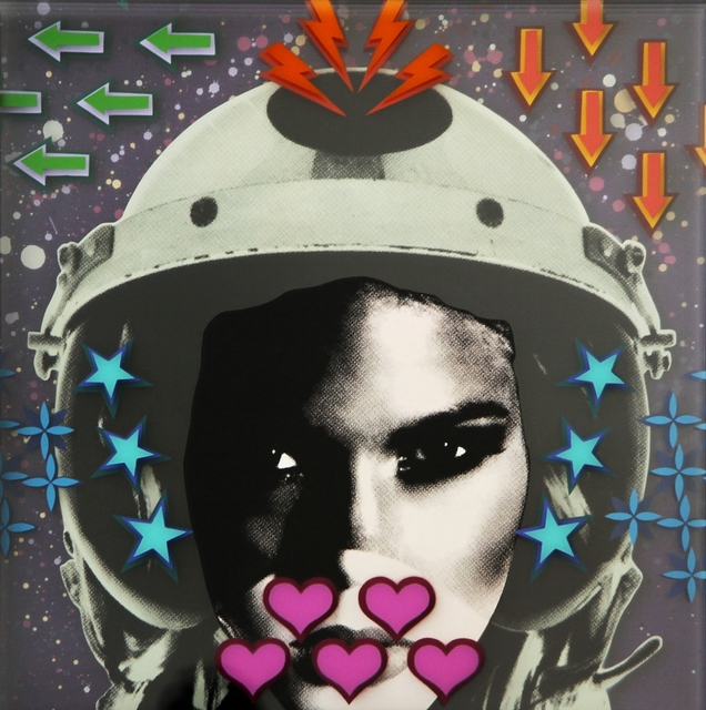 STATIC, 'Portrait - Bellatrix', 2012, Addicted Art Gallery