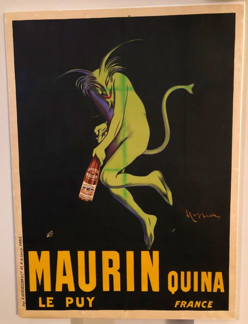 , 'MAURIN QUINA,' 1906, Galleria Alfieri