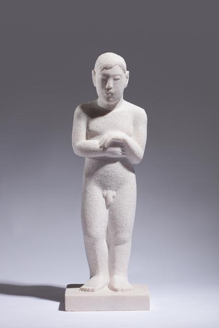 , 'Standing Man,' 2012, Gallery LVS