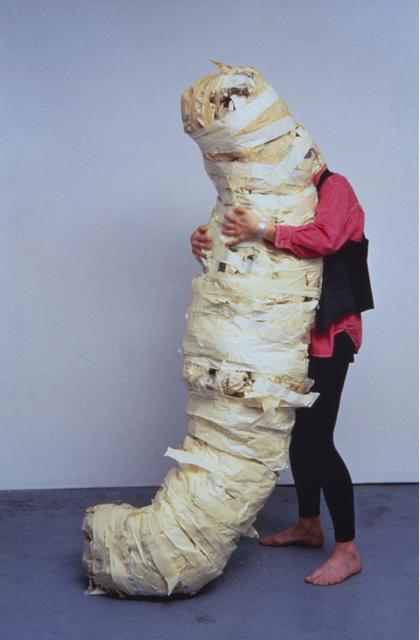 , 'Absorption (Work in progress),' 1995, Barbara Gross