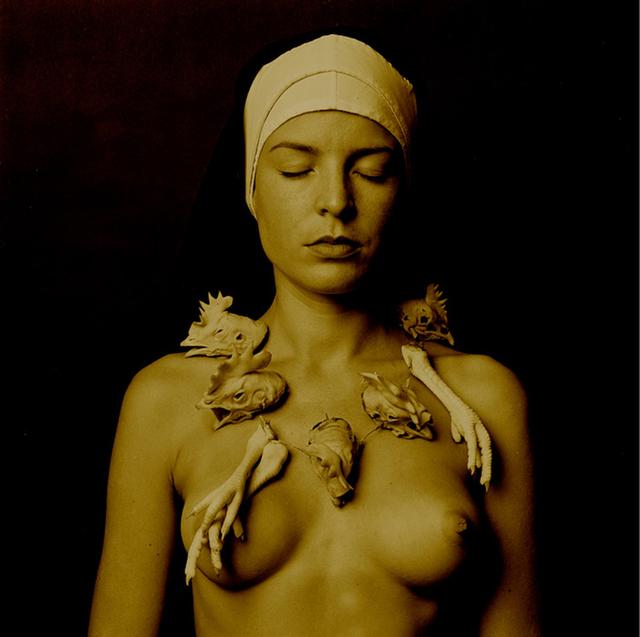 , 'La Ave Maria,' 1996, Seraphin Gallery