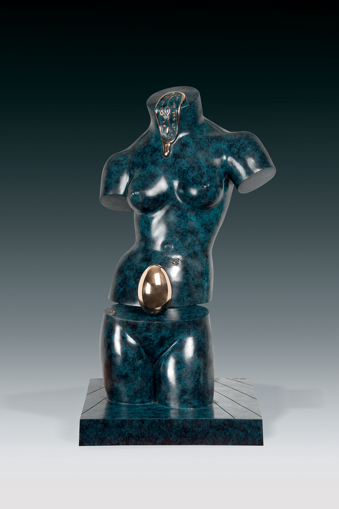Salvador Dalí, 'Space Venus', 1977, Sculpture, Bronze lost wax process, Dali Paris