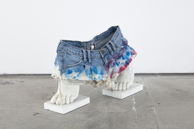 , 'Short Shorts Shorty,' 2014, Paradise Row
