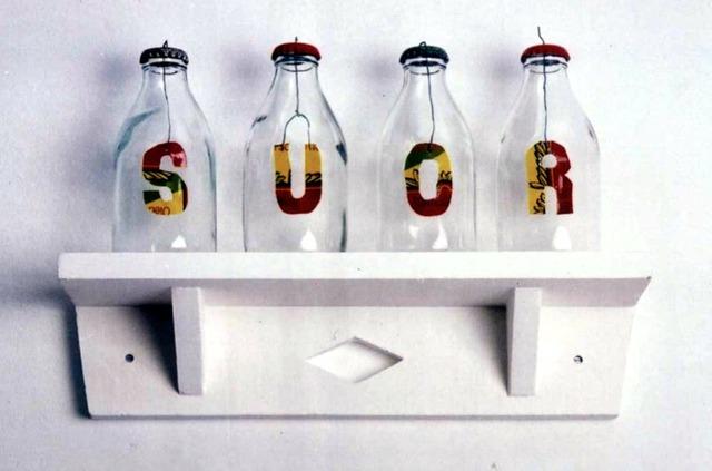 , 'Suor,' 1997-2014, Luciana Caravello Arte Contemporânea