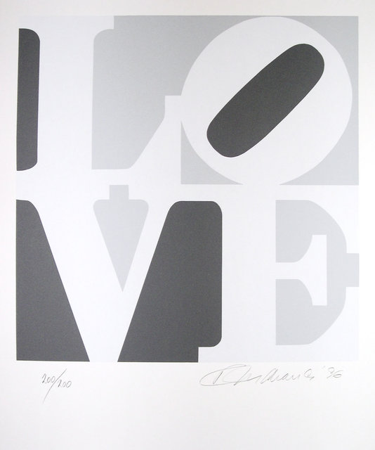 Robert Indiana, 'The Book of Love', Contemporary Art and Editions