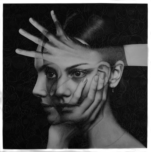 , 'Mirror Metamorphosis III Crowded,' 2018, Allouche Gallery