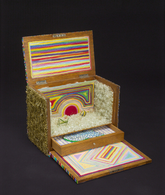 , 'Box #90,' 1974, Pace Gallery