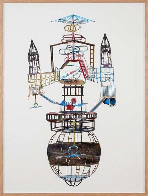 , 'Untitled,' 2015, Magazzino