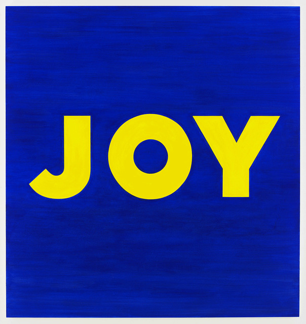 , 'Joy,' 2013, Brand New Gallery