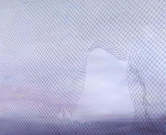 , 'Flying fence,' 2016, Hosfelt Gallery